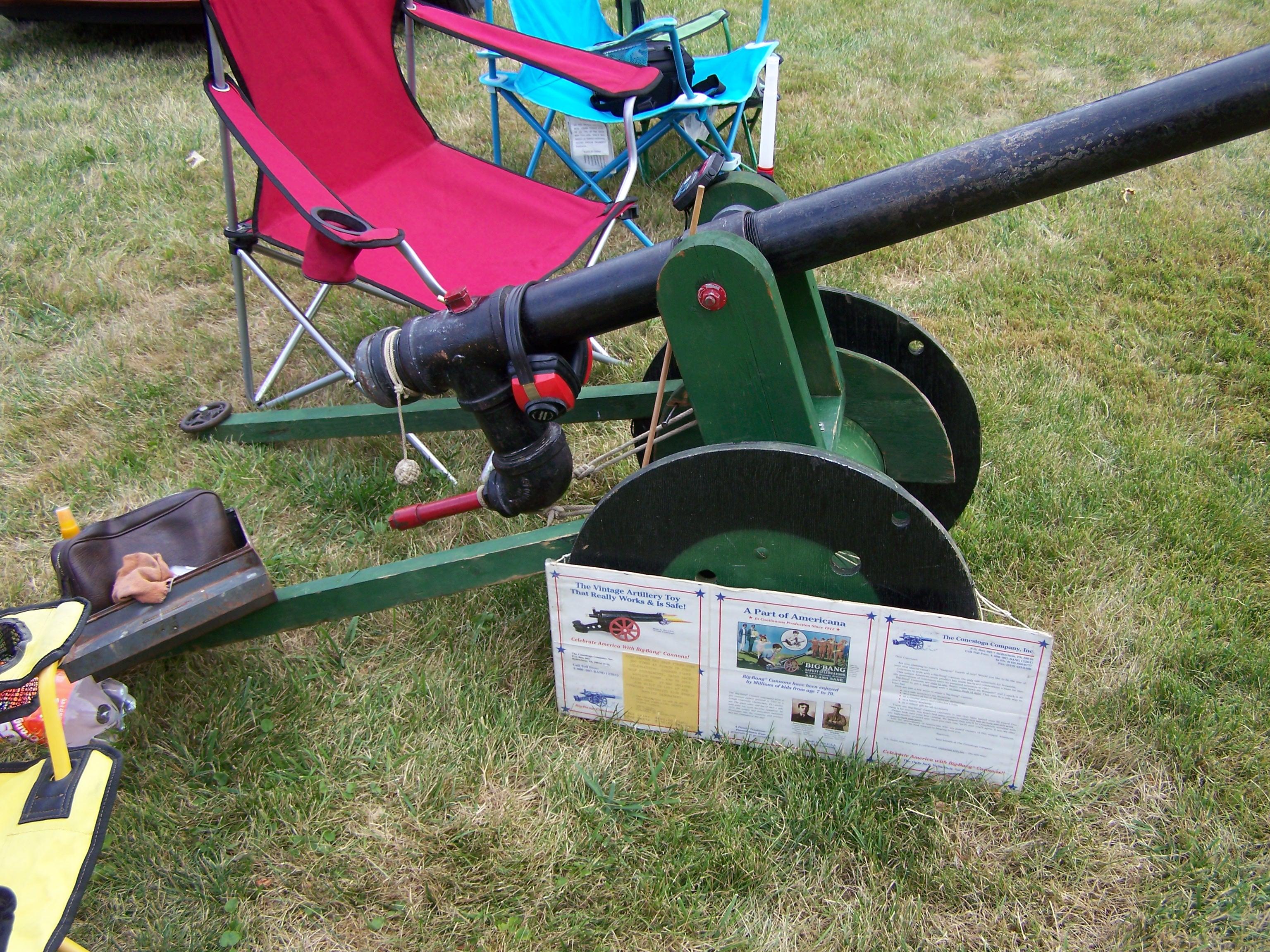 Carbide Cannon